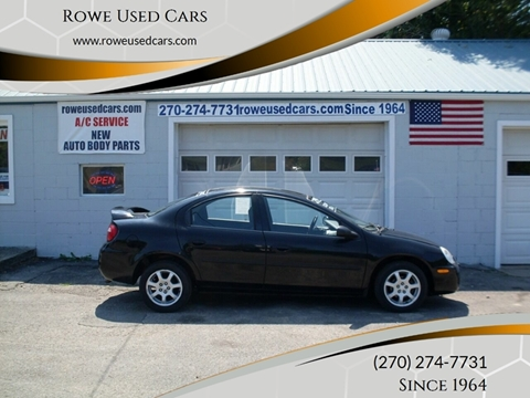 2005 Dodge Neon for sale in Beaver Dam, KY