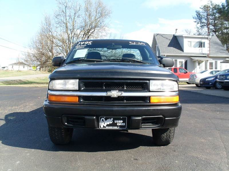 1999 Chevrolet S-10 2dr LS Standard Cab SB - Beaver Dam KY