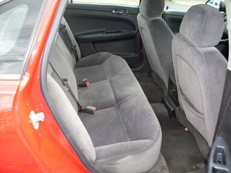 2007 Chevrolet Impala LT 4dr Sedan w/ roof rail curtain delete - Beaver Dam KY