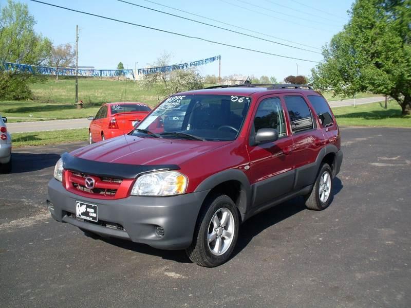 2006 Mazda Tribute i 4dr SUV w/Automatic - Beaver Dam KY