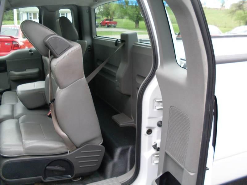 2005 Ford F-150 2dr Standard Cab XL Rwd Styleside 8 ft. LB - Beaver Dam KY