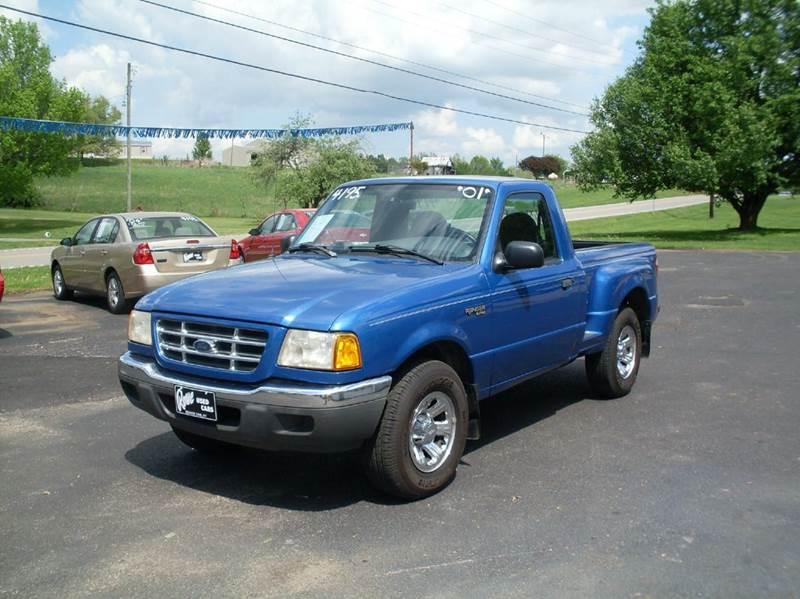 2001 Ford Ranger 2dr Regular Cab XLT 2WD Flareside SB - Beaver Dam KY