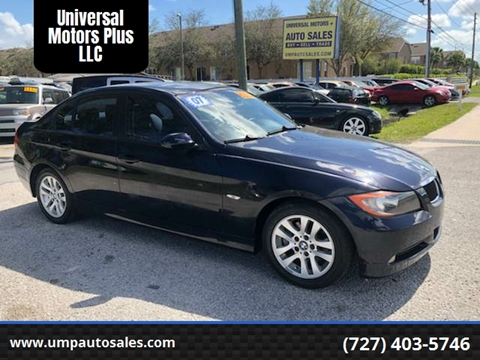 Bmw 3 Series For Sale In Largo Fl Universal Motors Plus Llc