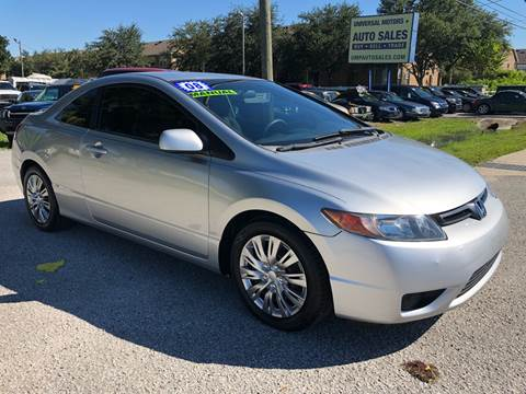 2008 Honda Civic For Sale In Largo, FL