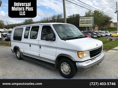 1996 Ford E-Series Cargo for sale in Largo, FL