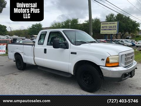 1999 Ford F-250 Super Duty for sale in Largo, FL