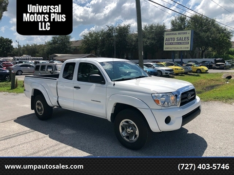 2008 Toyota Tacoma for sale in Largo, FL