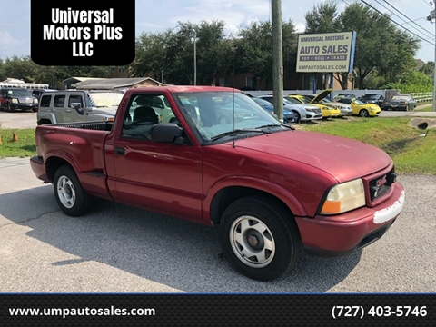 2000 GMC Sonoma for sale in Largo, FL