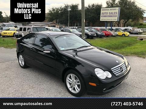 2002 Mercedes-Benz C-Class for sale in Largo, FL