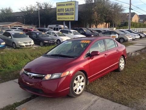 2008 Honda Civic for sale in Largo, FL