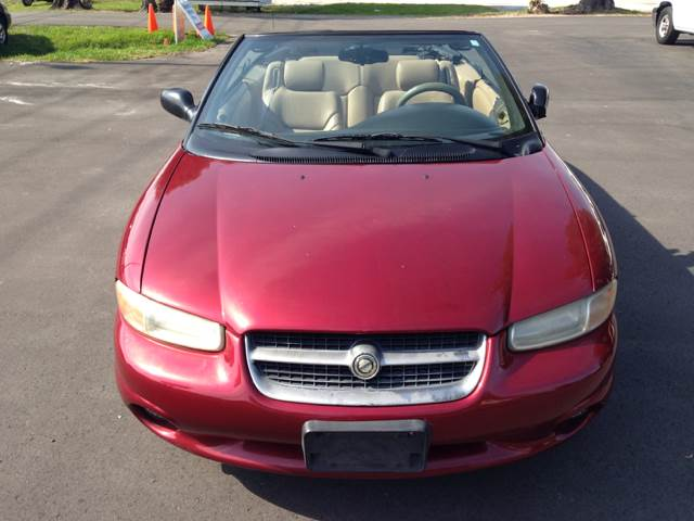 1996 Chrysler Sebring JXi 2dr Convertible - Largo FL