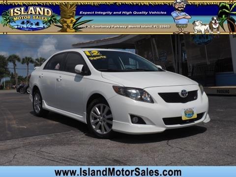 Toyota Merritt Island >> Toyota For Sale In Merritt Island Fl Island Motor Sales Inc