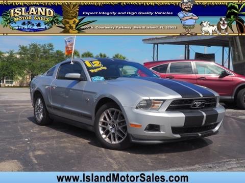 2012 Ford Mustang for sale in Merritt Island, FL