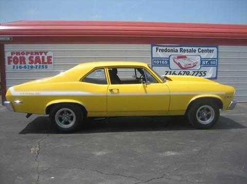 1972 Chevrolet Nova for sale in Fredonia, NY