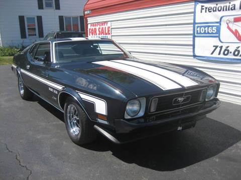1973 Ford Mustang for sale in Fredonia, NY