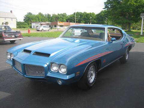 1971 Pontiac GTO for sale in Fredonia, NY