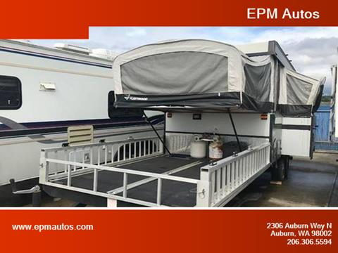 2008 R-Vision FleetwoodTentTra for sale in Auburn, WA