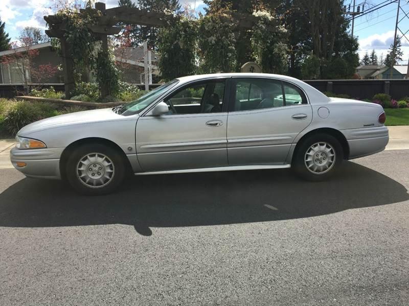 2000 Buick LeSabre for sale at EPM in Auburn WA