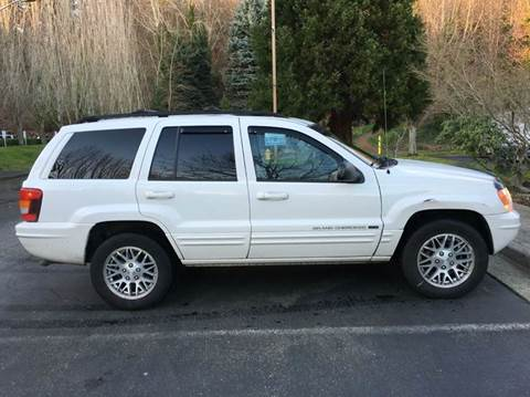 2003 Jeep Grand Cherokee for sale at EPM in Auburn WA