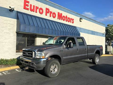 2003 Ford F-350 Super Duty for sale at EPM in Auburn WA