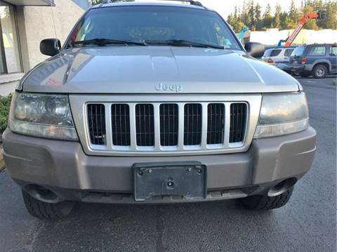 2004 Jeep Grand Cherokee for sale at EPM in Auburn WA