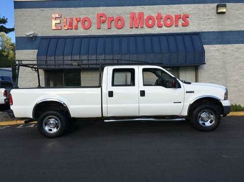 2007 Ford F-350 Super Duty for sale at EPM in Auburn WA