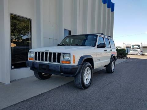 2000 Jeep Cherokee for sale in Denver, CO