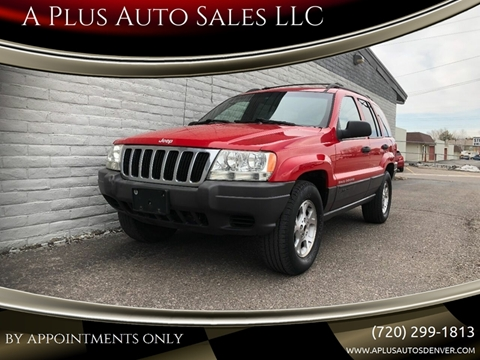 1999 Jeep Grand Cherokee for sale in Denver, CO