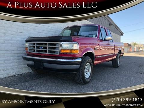 1994 Ford F-150 for sale in Denver, CO