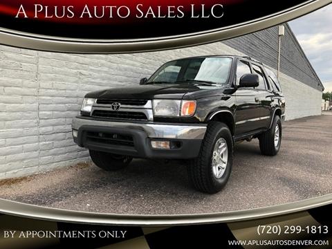 A Plus Auto Sales LLC - Used Cars - Denver CO Dealer