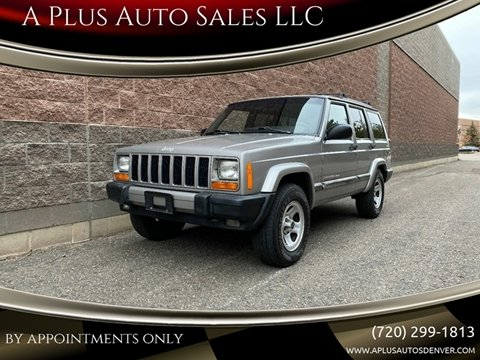 2001 Jeep Cherokee for sale in Denver, CO