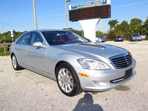 2008 Mercedes-Benz S-Class for sale in North Fort Myers FL