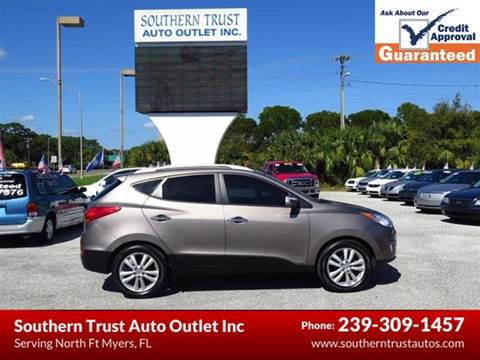 2011 Hyundai Tucson for sale in North Fort Myers FL