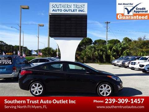 2013 Hyundai Elantra for sale in North Fort Myers, FL