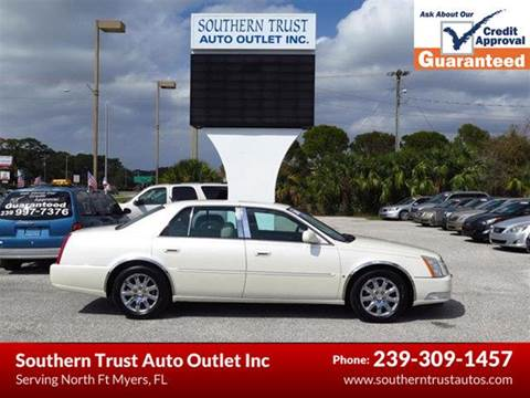 2008 Cadillac DTS for sale in North Fort Myers FL