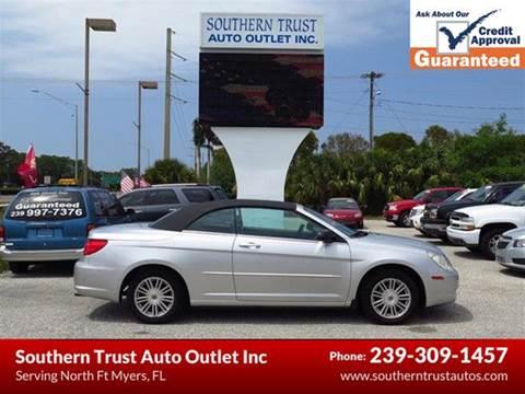 2008 Chrysler Sebring for sale in North Fort Myers FL
