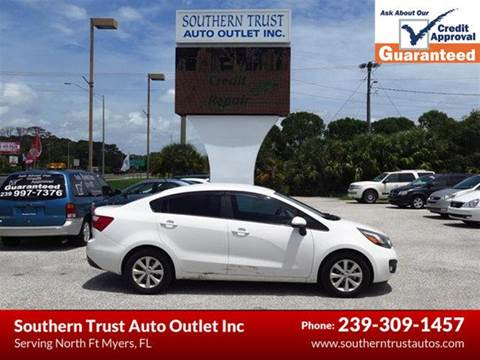 2013 Kia Rio for sale in North Fort Myers FL