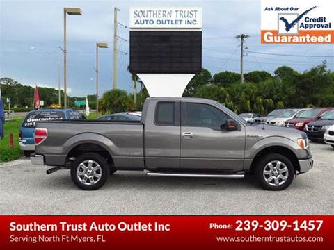2013 Ford F-150 for sale in North Fort Myers, FL