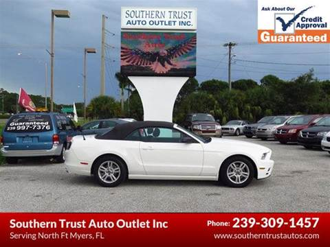 2013 Ford Mustang for sale in North Fort Myers FL