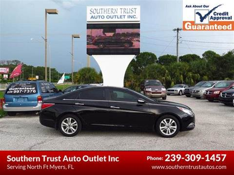2011 Hyundai Sonata for sale in North Fort Myers FL