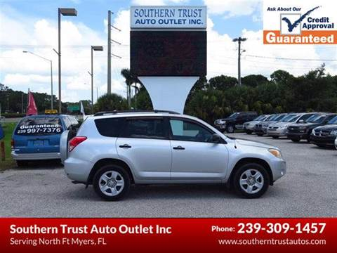 2006 Toyota RAV4 for sale in North Fort Myers, FL