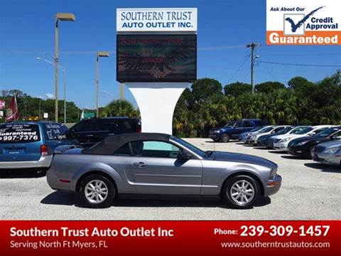 2006 Ford Mustang for sale in North Fort Myers FL