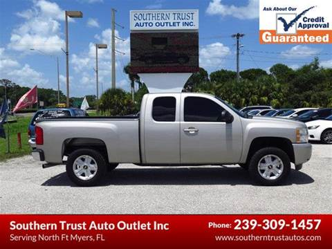 2007 Chevrolet Silverado 1500 for sale in North Fort Myers, FL