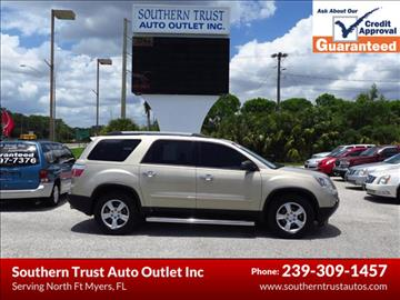 2011 GMC Acadia for sale in North Fort Myers, FL