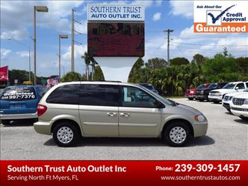 2005 Chrysler Town and Country for sale in North Fort Myers FL