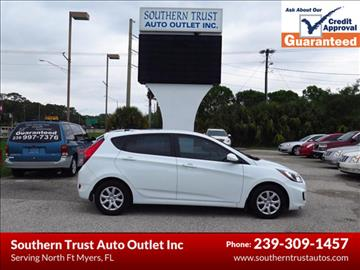 2013 Hyundai Accent for sale in North Fort Myers FL