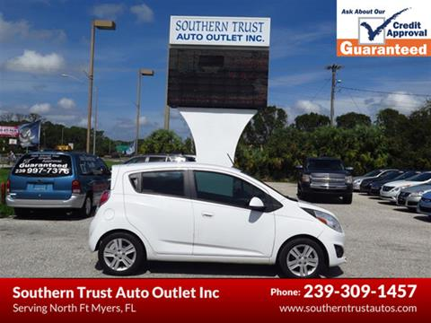 2014 Chevrolet Spark for sale in North Fort Myers FL