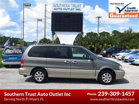 2005 Kia Sedona for sale in North Fort Myers FL