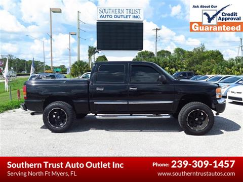 2006 GMC Sierra 1500 for sale in North Fort Myers, FL