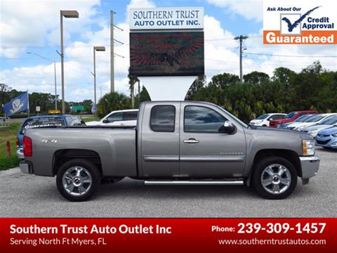 2013 Chevrolet Silverado 1500 for sale in North Fort Myers, FL